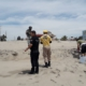 Fotogalería | Logra la fuerza pública contener el flujo de sinaloenses a las playas