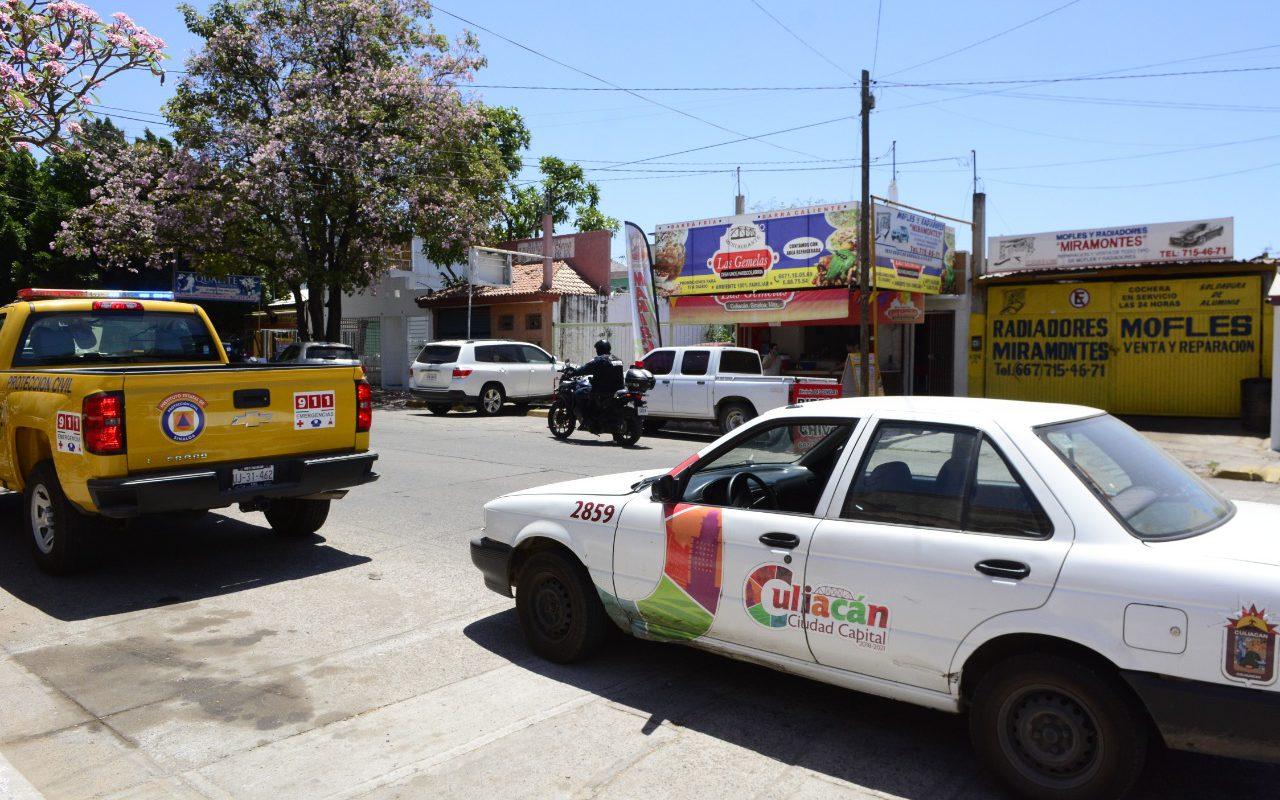 Operativo del día de las madres 2020. FOTO: Ayuntamiento de Culiacán.