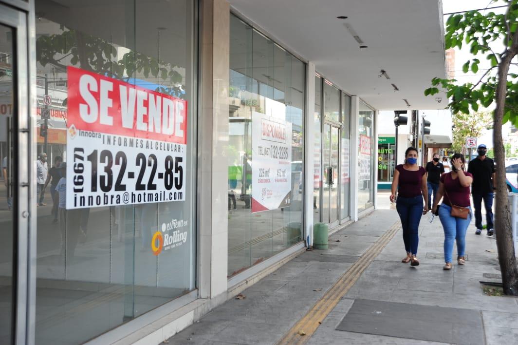 Cierre de negocios durante la pandemia de Covid-19 FOTO: Rolando Carvajal