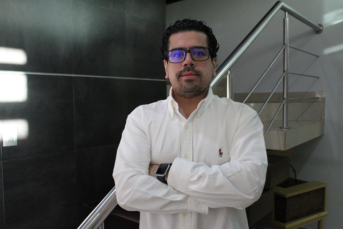 Ricardo Jenny de Rincón, coordinador ciudadano de Consejo Estatal de Seguridad Pública. FOTO: Cortesía.