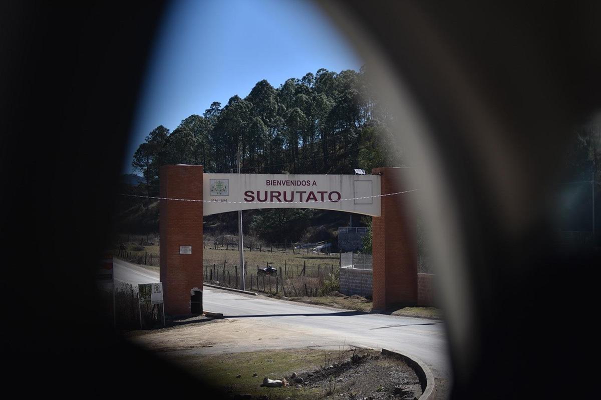 Fotografía: Fernando Brito, Badiraguato, Sinaloa