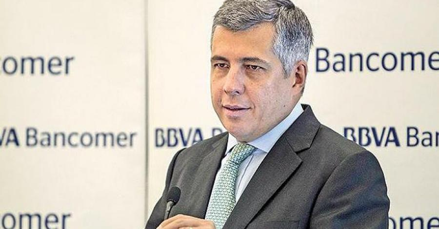 Carlos Serrano es Economista Jefe de BBVA en México