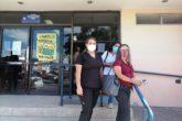 Katia, trabajadora del Hospital Pediátrico denuncia que no le quieren dar su plaza
