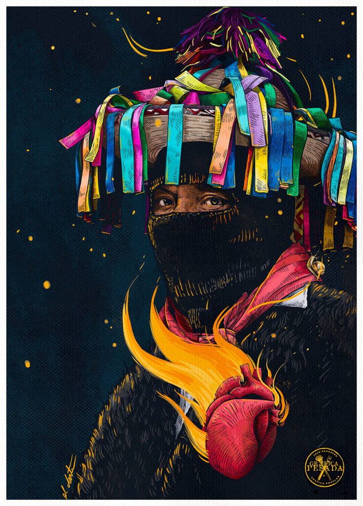 EZLN ilustracion