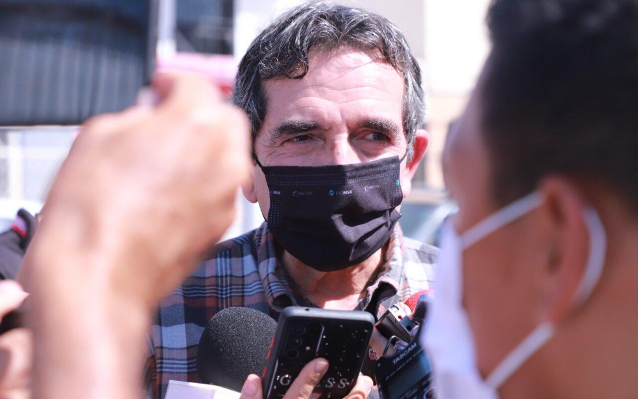 El líder del PAS dijo ser especialista en cuatro áreas de gobierno | Foto: Cortesía