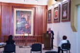 Restauran pintura de miguel hidalgo en el Congreso de Sinaloa