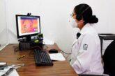 Imss atiende a pacientes de manera virtual
